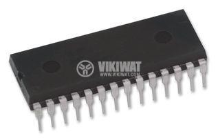 Интегрална схема TDA3530 / K174XA31, Secam decoder, DIP28