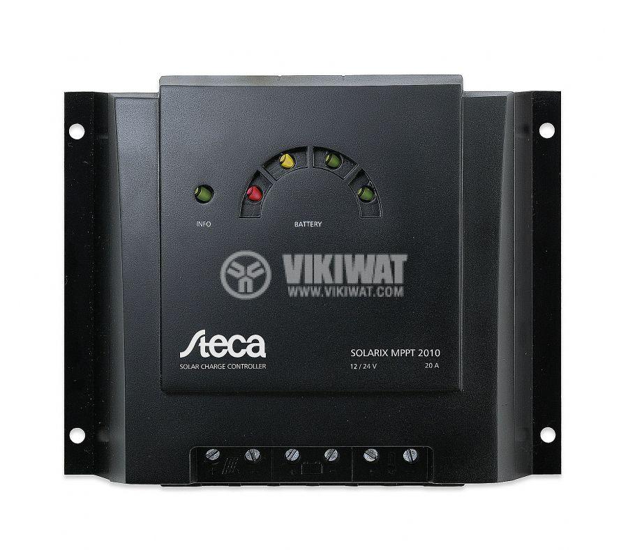 Solar chгarge regulator, Solarix MPPT 2010, 20A, 12V / 24V - 1