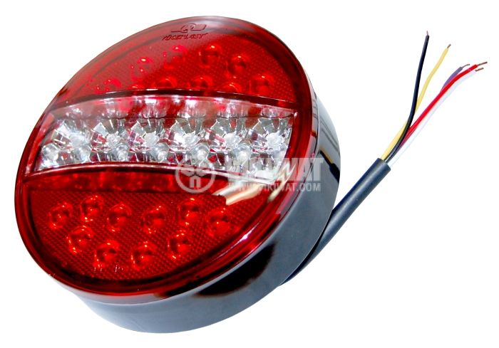 Auto rear lights LED 12 / 24 V - 1