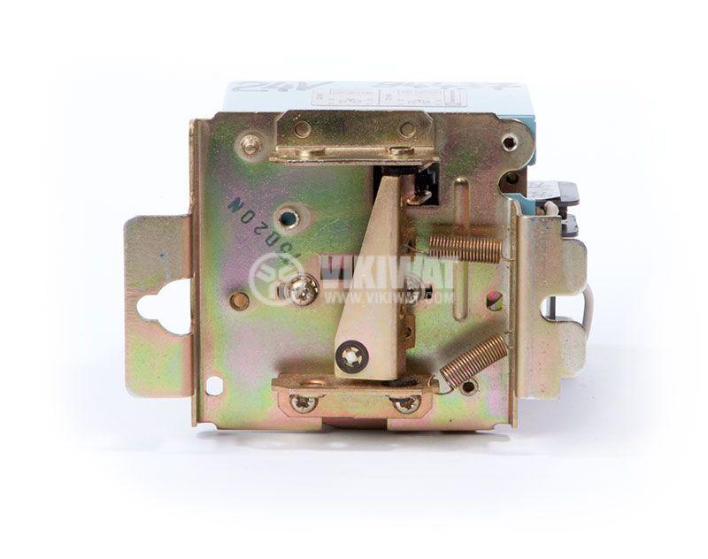 Contactor CA1-CR103, 2P, 8A 24 VDC, 1.7kW, 3kW CA1-CT103 - 5