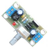 Voltage Rectifier, Adjustable 1.3 - 30 VDC, with LM317