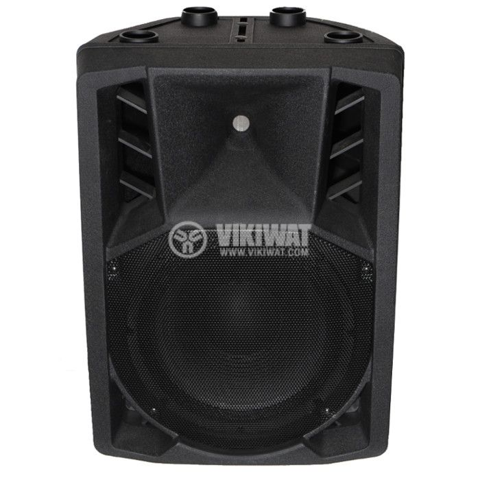 "Speaker Professional active 2 way PA-15 250W 8Ohm 15"" - 1"