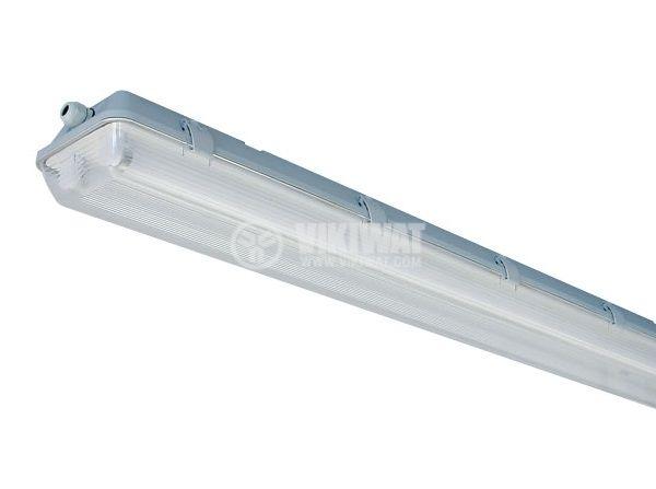 LED осветително тяло E PLUS Pro LED 2x9W, влагозащитено, 600mm - 1