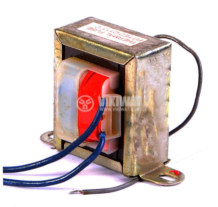 Трансформатор 220/12 VAC, 6 VA, TA