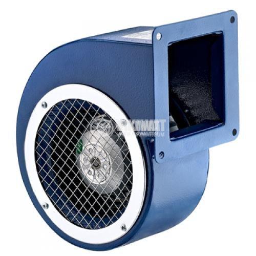 """Вентилатор, промишлен, BDRS 125-50, 220VAC, 85W, 250m3/h, тип """"охлюв"""" - 1"""