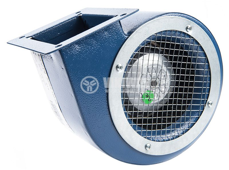 """Вентилатор, промишлен, BDRS 125-50, 220VAC, 85W, 250m3/h, тип """"охлюв"""" - 2"""