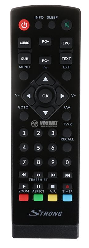 Цифров приемник SRT 8209 - 5