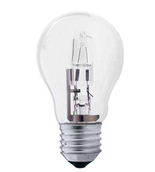 Халогенна лампа 220 VAC, 42 W, A55, E27
