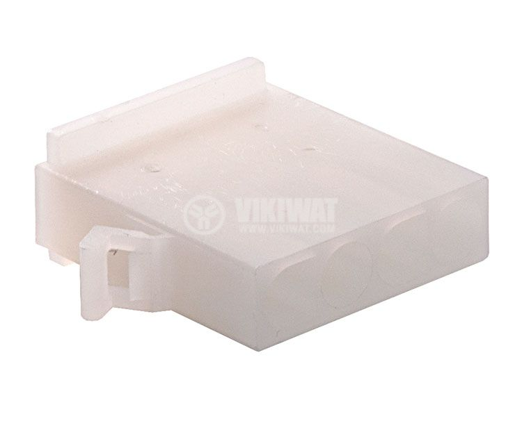Конектор за обемен монтаж женски, VF67000-4R, 4 пина - 1