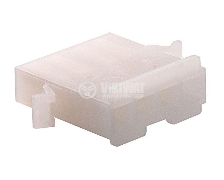 Конектор за обемен монтаж женски, VF67000-4R, 4 пина - 3