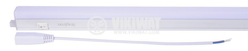 LED wall lamp 14W, 220VAC, 1100lm, 6400K, cold white, 1173 mm, BN10-01430 - 2
