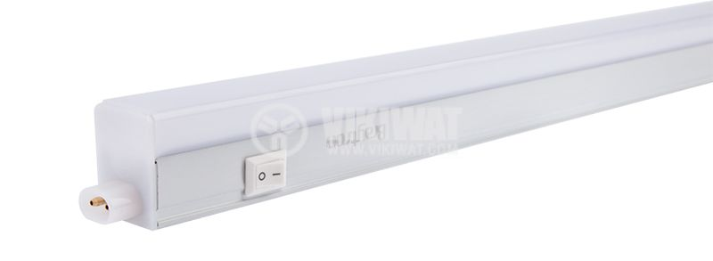 LED wall lamp 7W, 220VAC, 560lm, 6400K, cool white, 543mm, BN10-00730 - 1