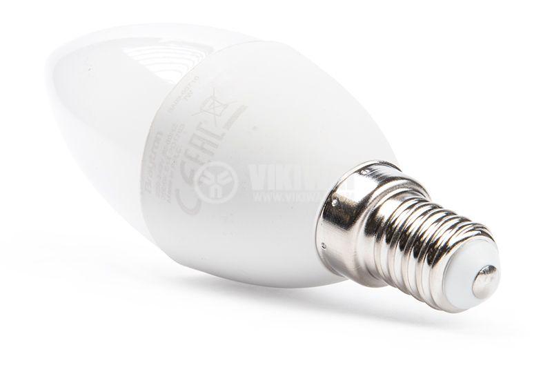 LED лампа топлобяла - 4