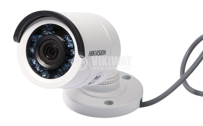 Camera 1Mpx 3.6mm DS-2CE16C0T-IRF HIKVISION - 1