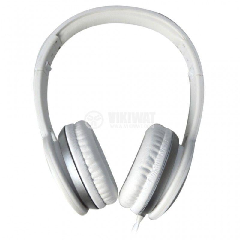 MAXELL MXH-HP201 SUPER STYLE HEADPHONES - 1