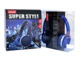 MAXELL MXH-HP201 SUPER STYLE HEADPHONES - 8