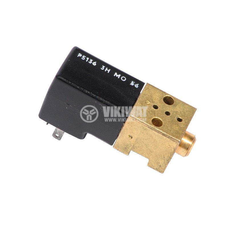 Solenoid Valve P5136 3H MO 56, 24VDC, 2.5W - 2