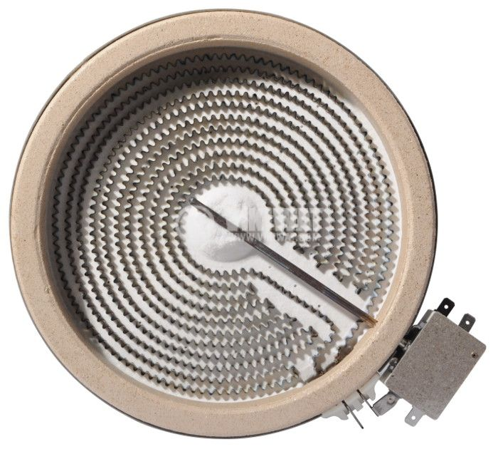 Ceramic Hot Plate HL-T200R , F 200mm, 230V/2000W - 1