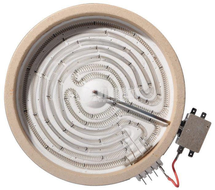 Керамична нагревателна плоча за котлон HL-F230C  Ф 230mm 230V/2100W - 1