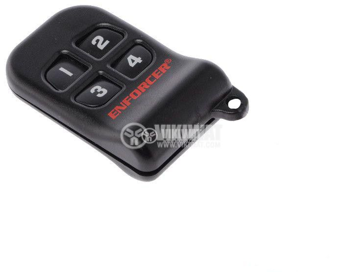 Shell case for remote control for car alarms ENFORCER 640 Plus