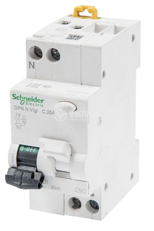 Residual Current Circuit Breaker (RCCB) DPN N Vigi 2P 25A 30mA AC-type - 2
