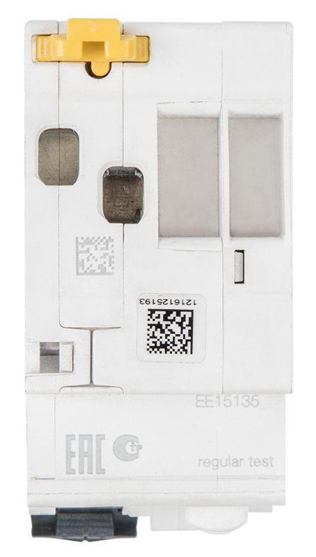 Автоматичен предпазител с дефектнотокова защита DPN N Vigi 2P 25A 30mA AC-type - 4