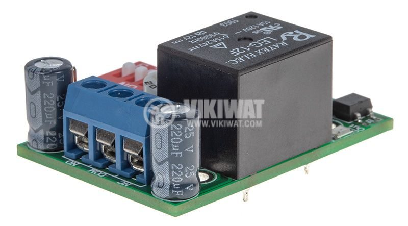 Цикличен таймер, 0-1000s/0-10000s, 12VDC - 2