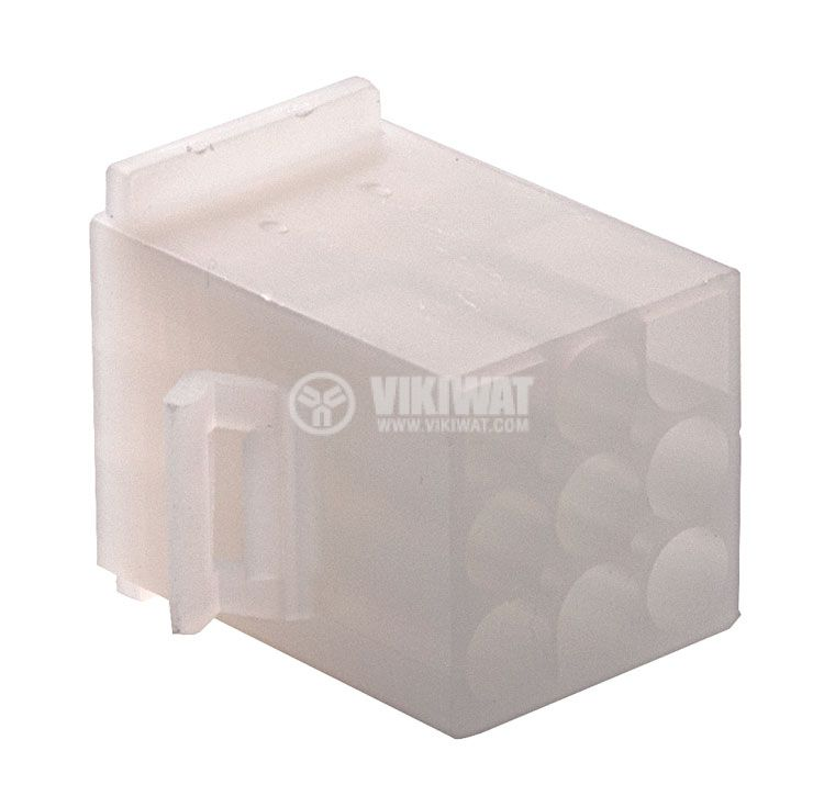 Connector for cable mounting, female, VF67000-9R, 9 pins - 1