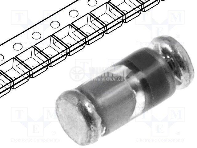 Диод ценеров BZV55C3V9 SMD 3.9 V - 1