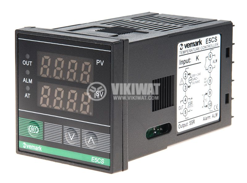 Temperature controller E5CS - 3