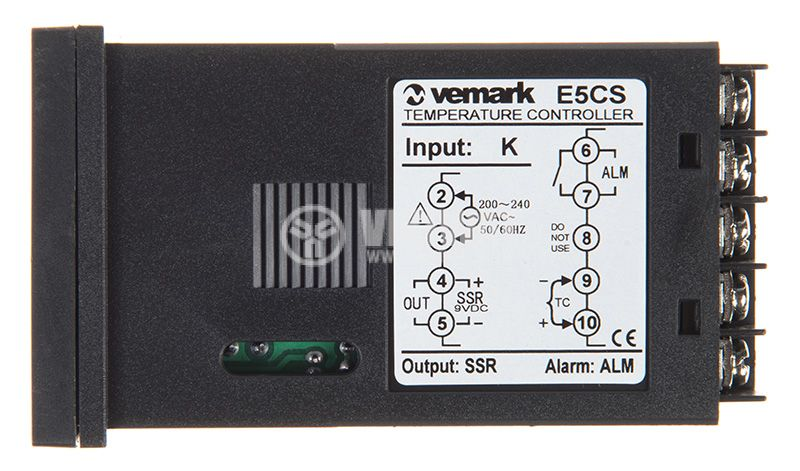 Temperature controller E5CS - 5
