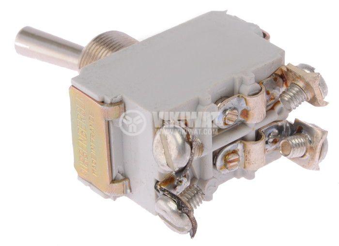 ЦК ключ 15А/250VAC, DPST, ON-OFF - 2