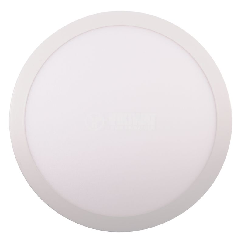 LED PANEL WITH SENSOR BC15-0220, 12W, 220VAC, 6400K, COOL WHITE - 1