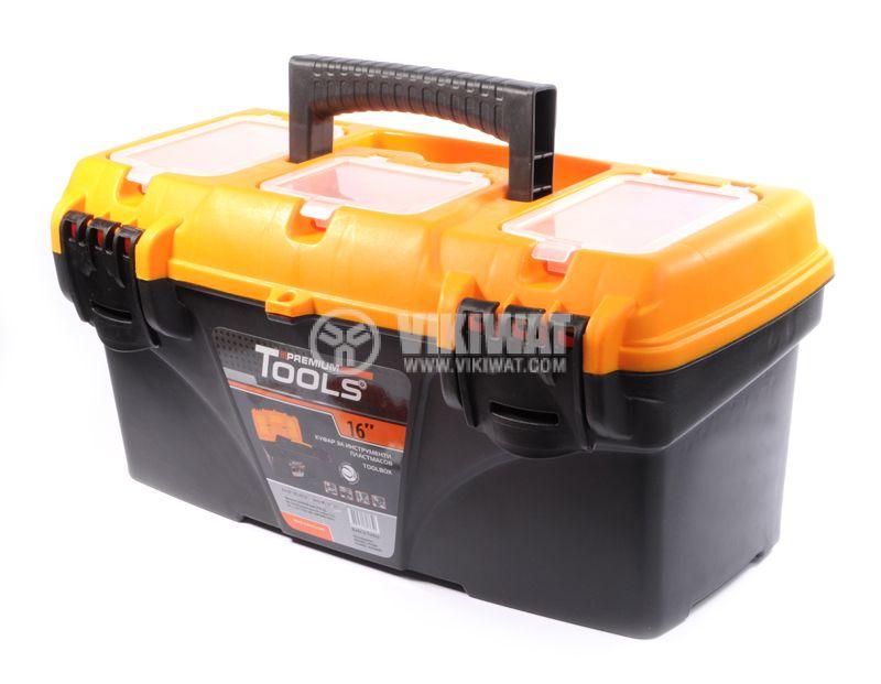 16 inch Premium tools Tool Case - 1