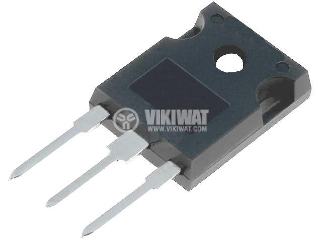 Transistor STGW30NC60WD, N-IGBT+D, 600V, 30A, 200W, TO-247