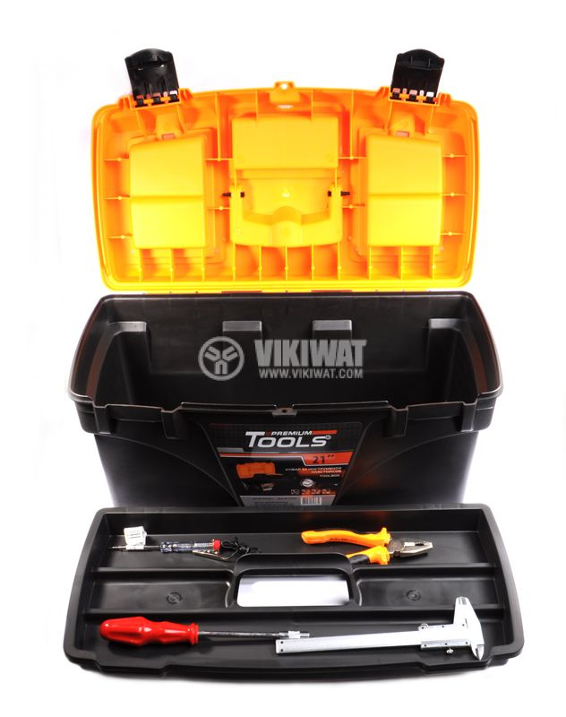 Tool Case 21 inches Premium tools - 4