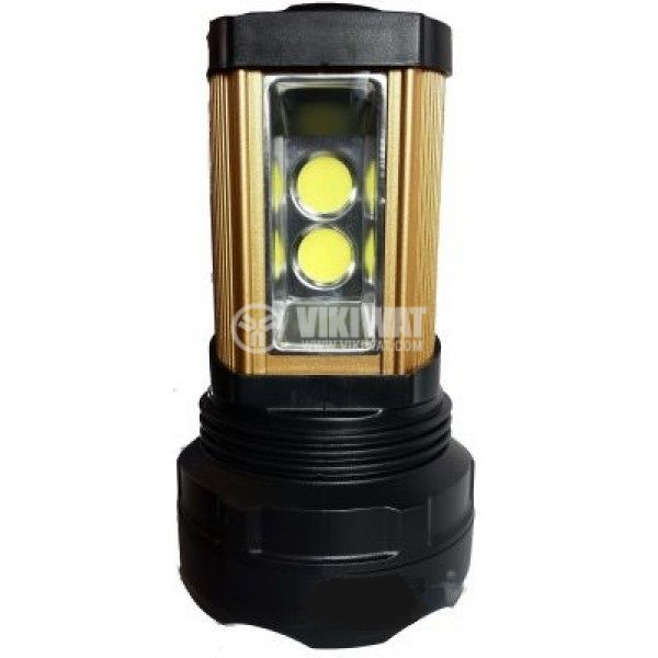 DAT High Power Searchlight AT-398 maximum 9000mA large batery and 50 hours work time - 3