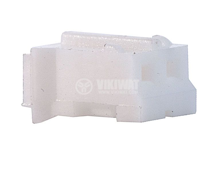 Connector female, VF20006-2Y, 2 pins - 1