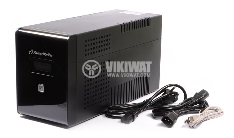 Emergency power supply PowerWalker VI 1500LCD  - 2