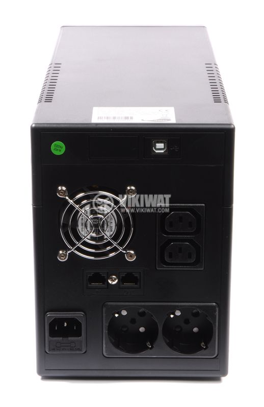 Emergency power supply PowerWalker VI 1500LCD  - 4