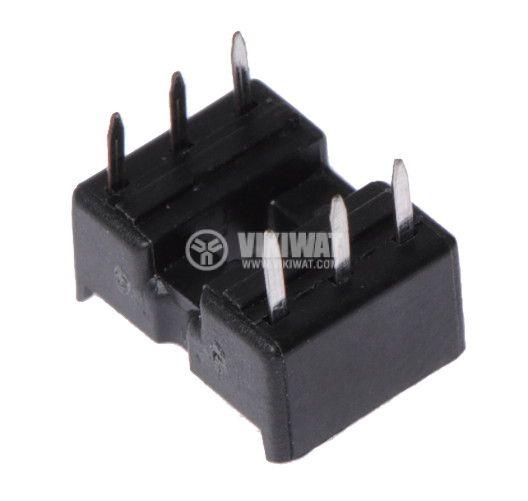 Socket for IC 6-pin, DIP - 2