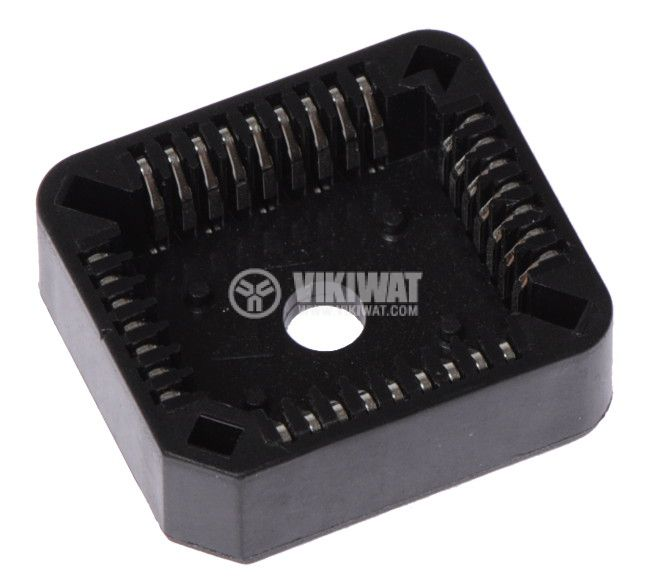 Socket for integrated circuit, PLCC-32, SMT - 1