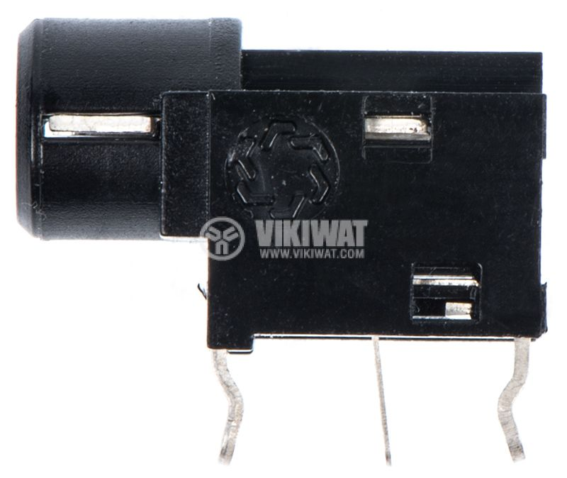 Connector, 3.5mm, mono, F - 2