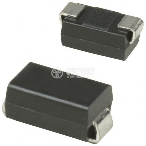 Transient Voltage Suppressor Diode SMBJ85CA-E3/52, 85V, 0.6kW, DO-214AA (SMB J-Bend)