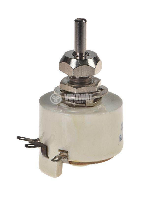 Potentiometer PPB-3V, linear, wire, 330Ohm, porcelain - 1