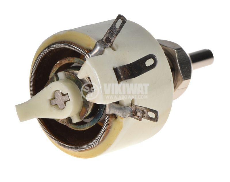 Potentiometer PPB-3V, linear, wire, 330Ohm, porcelain - 2