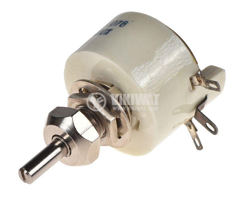 Potentiometer PPB-3V, linear, wire, 330Ohm, porcelain - 3