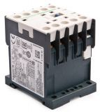 Контактор, 3-полюсен, LP1K1210BD, NO, 24VDC, 12A, NO, 690V, Schneider