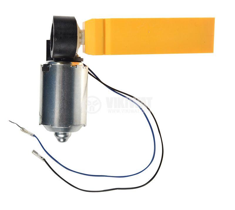 Servo motor 24VDC, worm, linear displacement - 10 cm, motor 24VDC/29VDC max, 2A, 60W - 2