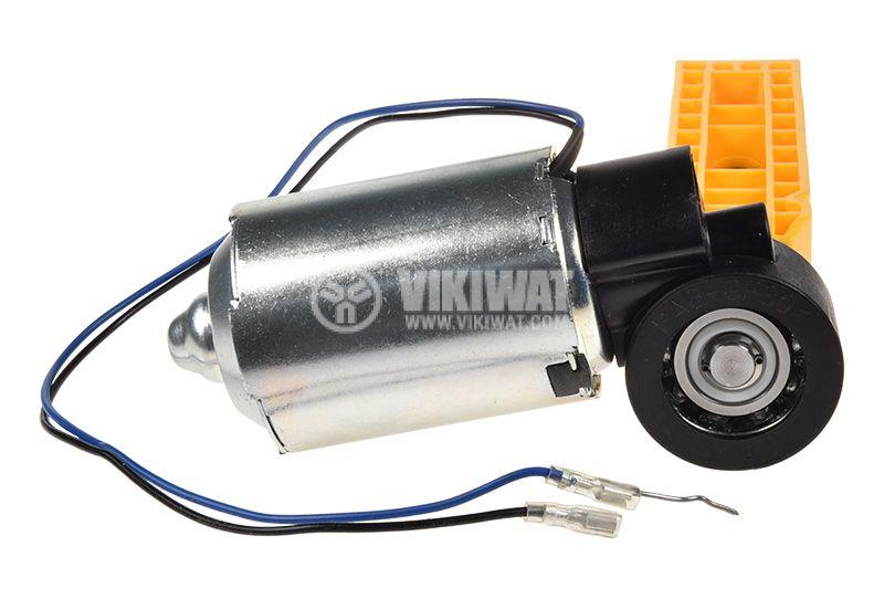 Servo motor 24VDC, worm, linear displacement - 10 cm, motor 24VDC/29VDC max, 2A, 60W - 3